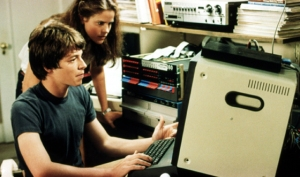 WARGAMES, Matthew Broderick, Ally Sheedy, 1983, (c) MGM/courtesy Everett Collection